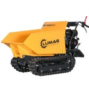 Lumag MD500H PRO 500kg Petrol Mini Dumper with Hydraulic Tip